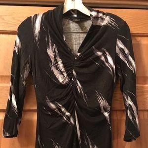 Ann Taylor 3/4 sleeve top